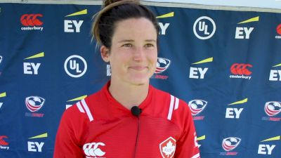 Canada's Ace Elissa Alarie Is More Than Just Fast