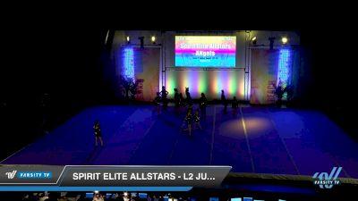 Spirit Elite Allstars - L2 Junior - D2 - Small - D [2019 Angels 2:55 PM] 2019 Reach The Beach Nationals