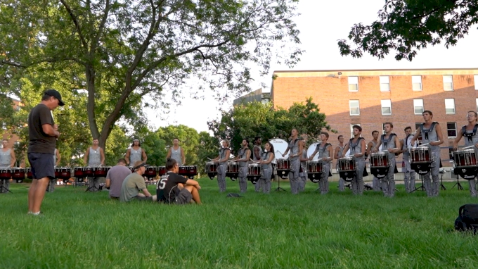 In The Lot: SCV Drums @ DCI Menomonie