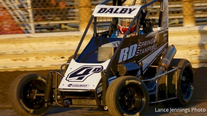 Dalby & McQueen on the Road to Mid-America Midget Week