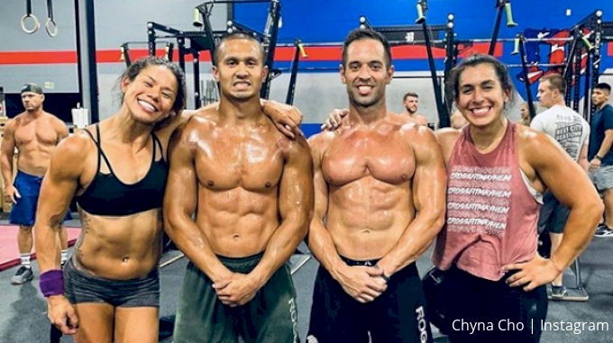 CrossFit Games Teams Rosters Announced
