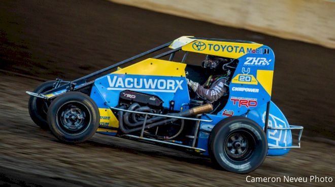 Sweet Springs Sunday Set for USAC MAMW Finale