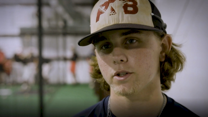 Tyler Berg Discusses His Hitting Approach
