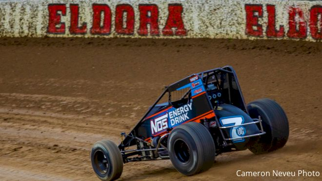$10,000 on the Line for 200th USAC Sprint Race at Eldora