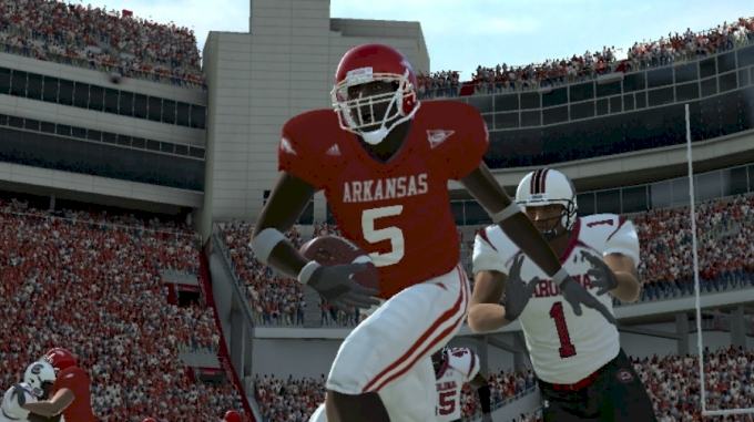 Was D-Mac The Best 'NCAA' RB Ever?