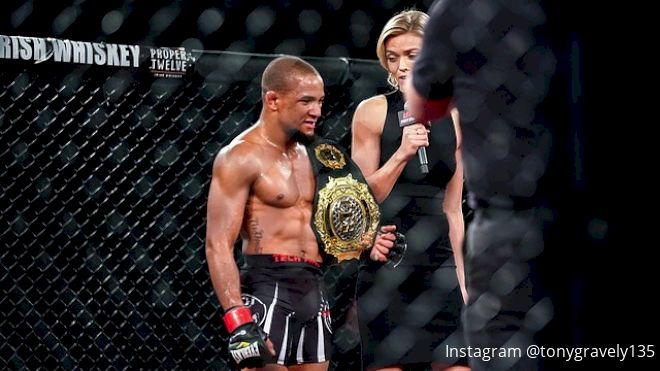 FloCombat Prospect Of The Week: CES Champion Tony Gravely