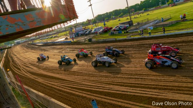 Indiana Sprint Week Start Times Shifted