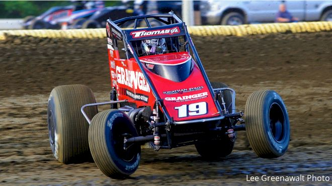 USAC Stat Book: AMSOIL National Sprint Cars