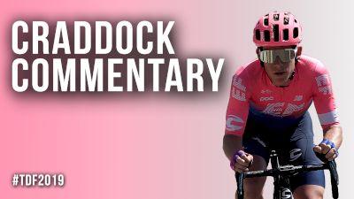 Lawson Craddock Discusses The Tour de France