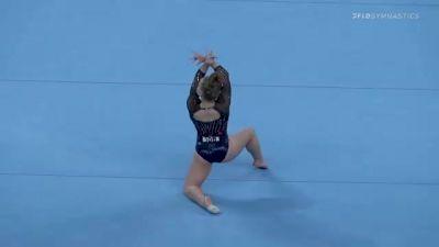 Joscelyn Roberson - Floor, NE Texas Elite - 2021 US Championships