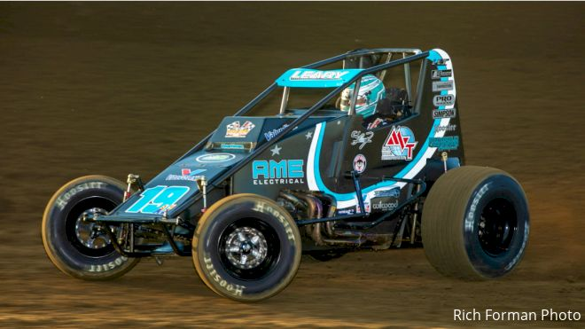 Leary Extends ISW Point Lead