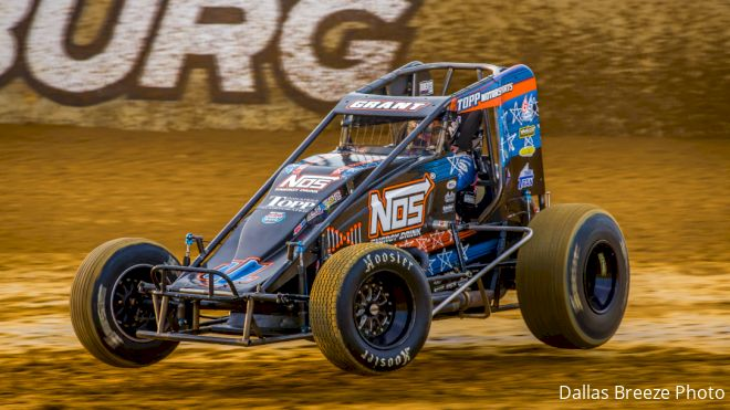 Grant Glides to ISW Glory at the Burg