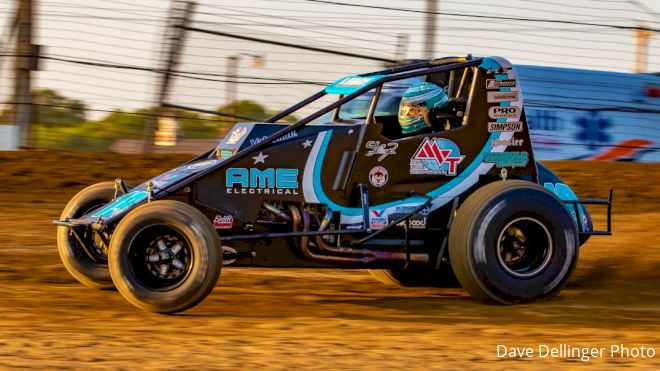 Leary Leads ISW at Halfway Point
