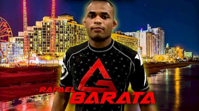 Rafael Barata, Creator Of Infamous Shoulderlock, Joins KASAI 135lb Tourney