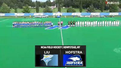 Replay: Long Island vs Hofstra | Sep 15 @ 3 PM