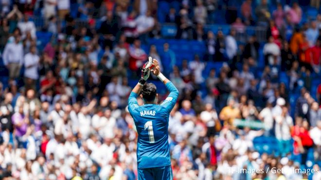 Real Madrid's Keylor Navas Is The Greatest Concacaf Goalkeeper Of All Time