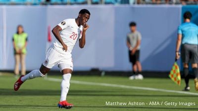 Jonathan David, Alphonso Davies Provide Canada Hope After Gold Cup Failure