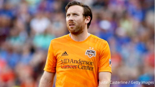 Houston Dynamo Midfielder Tommy McNamara Talks Hair Length, Playoffs & More