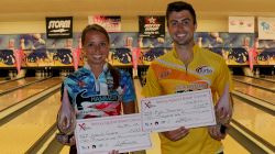 2021 Storm PBA/PWBA Striking Against Breast Cancer Mixed Doubles