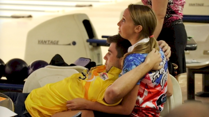 Sherman, Greene Stunned At Mixed Doubles