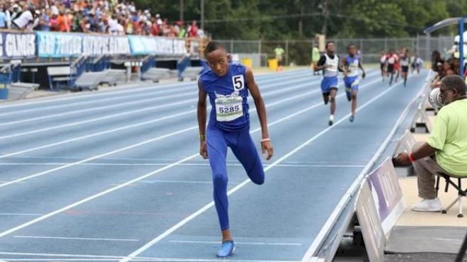 The Top 2019 AAU Junior Olympic Games 800m Finals