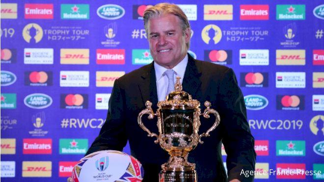 Gamble On Japan Hosting World Cup Proved A Winner: Gosper