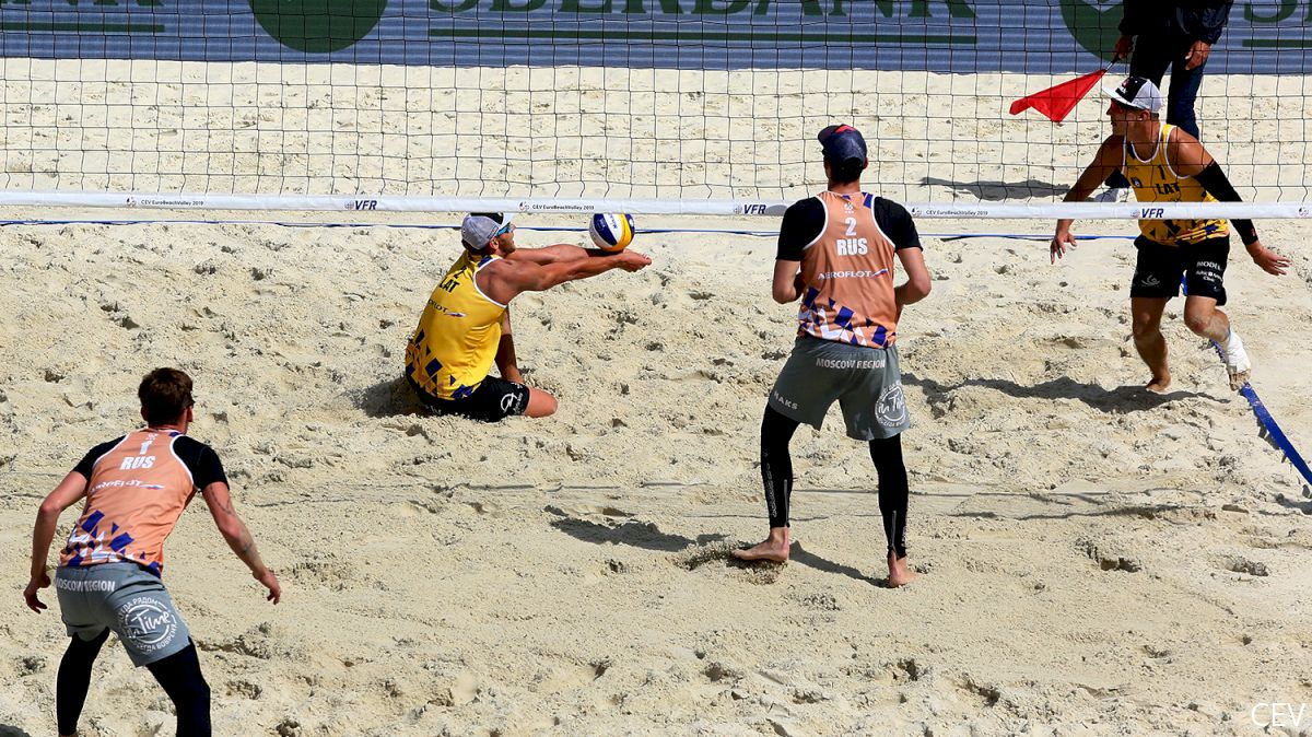 European Beach Volleyball Championships Preview