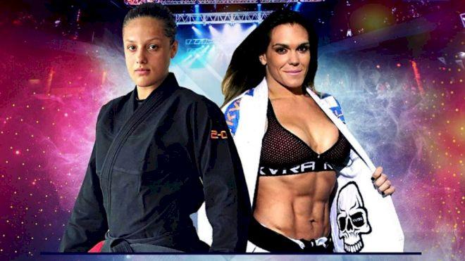 Gabi Garcia & Nathiely De Jesus Ready To Battle For The Belt At F2W 121