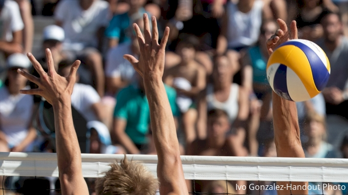 picture of 2019 CEV Beach Volleyball European Final and Masters Men's Semifinal 2