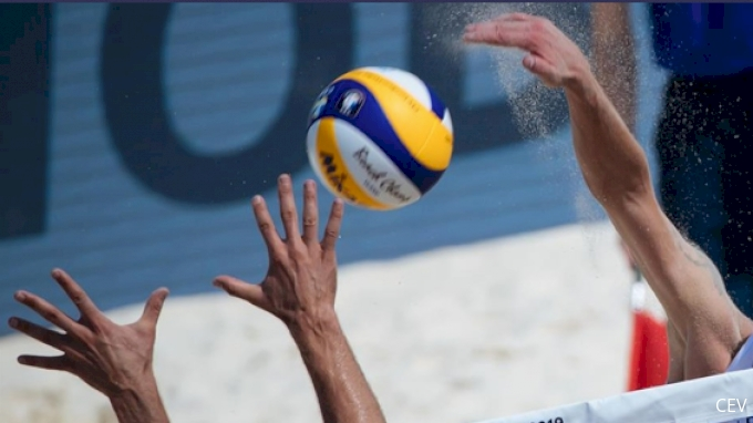 picture of 2019 CEV Beach Volleyball European Final and Masters Men's Consolation
