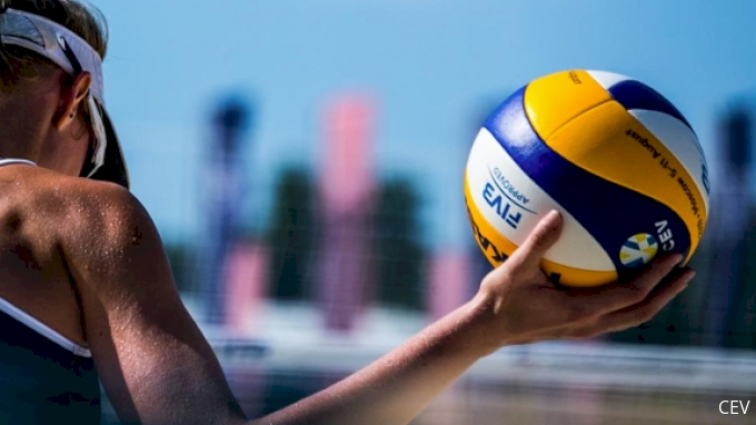 picture of 2019 CEV Beach Volleyball European Final and Masters Women's Consolation