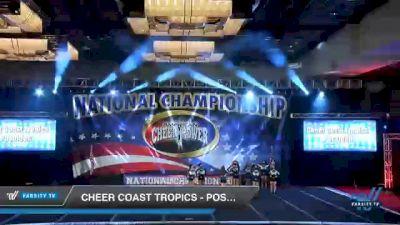 Cheer Coast Tropics - Poseidon [2021 L2 Senior - D2 Day 3] 2021 ACP Southern National Championship