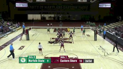 Replay: Norfolk State vs Maryland-Eastern Shore - 2021 Norfolk St vs Maryland Eastern Shore | Sep 24 @ 6 PM