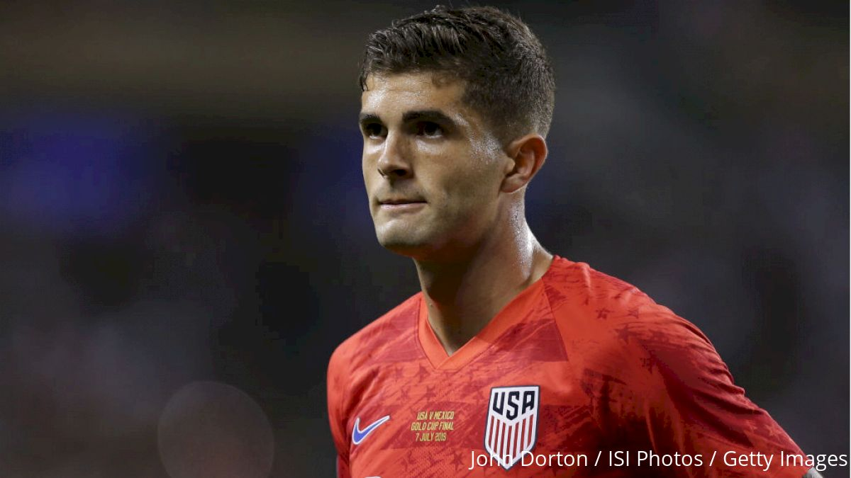 On Premier League Stage, Chelsea, USA Star Pulisic's Time Has Arrived