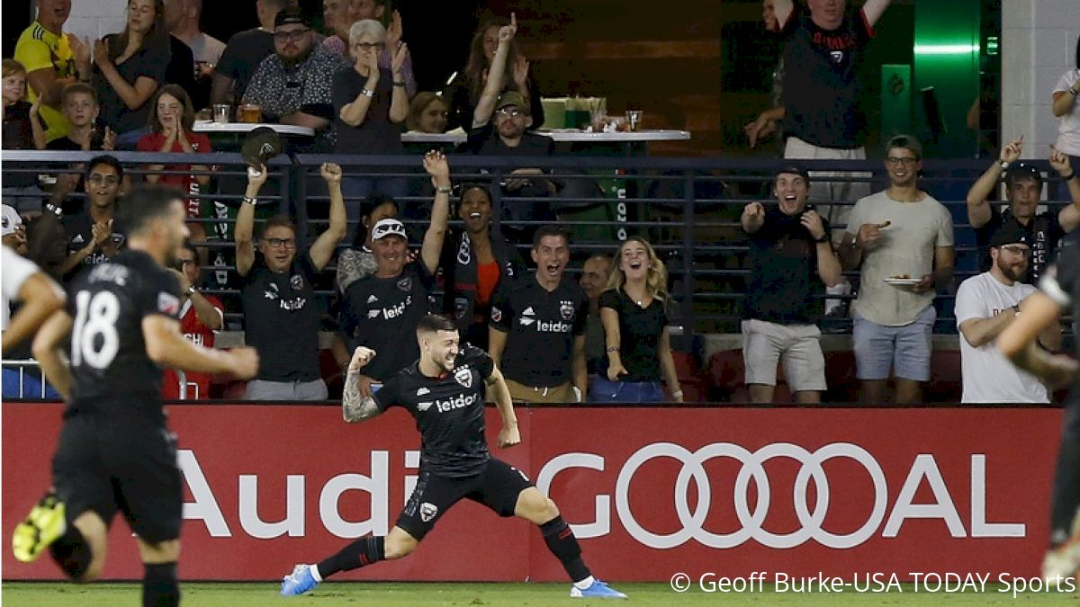 Sans Rooney, Arriola And Rodriguez Fire United To Win Over Galaxy