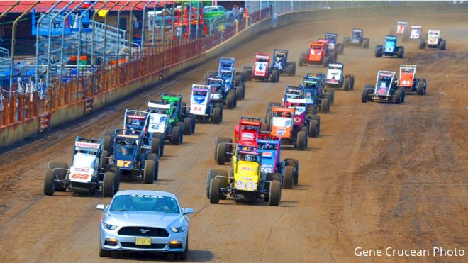 USAC Silver Crown Stat Book: Springfield Edition