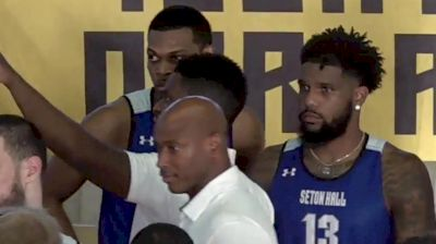 Highlights: Seton Hall vs Pisa DaGround