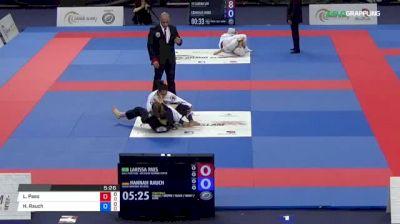 Larissa Paes vs Hannah Rauch 2018 Abu Dhabi Grand Slam London