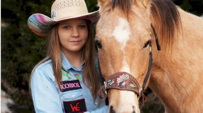 Team FloRodeo Member Profile: Kenzie Johnson