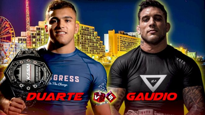 KASAI Superfight Gets A New Look: Gaudio Steps In To Face Kaynan