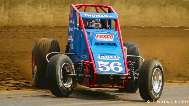 KTJ Aims to Run Up Front at Springfield