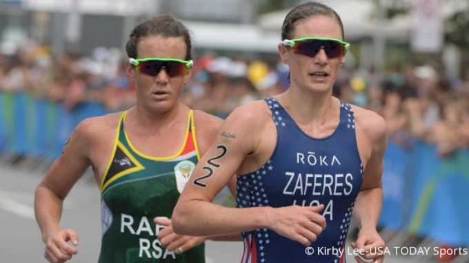 picture of 2019 ITU Mixed Relay Series