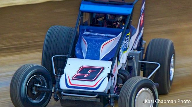 McDougal Takes Wheel for Dyson at Springfield