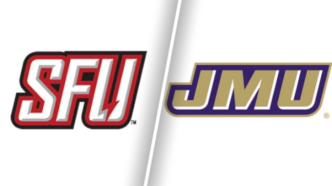 picture of 2019 St. Francis (PA) vs James Madison   CAA Football