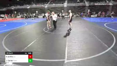 174 lbs Rr Rnd 3 - Patrick Griffin, Big Game vs Juston Carter, Powell WC