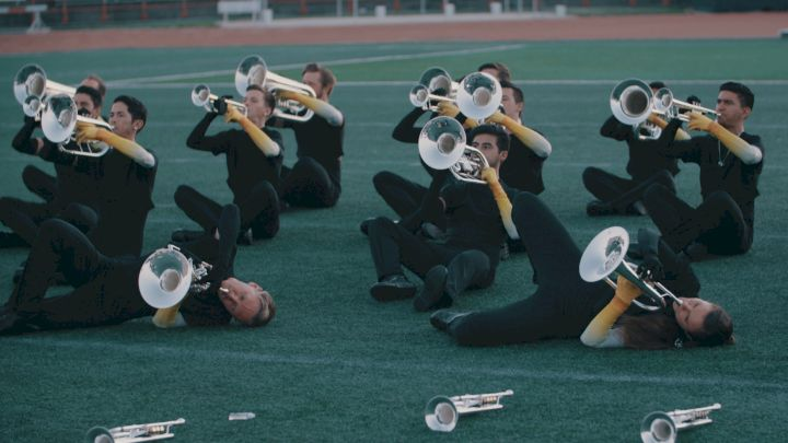 Blue Devils Final Brass Lot - Breathing And Playing