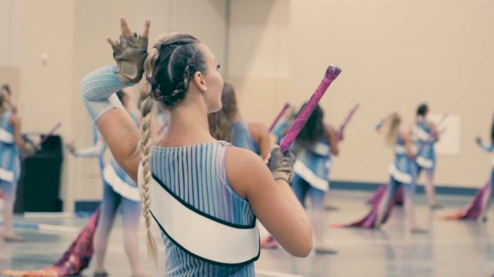 Deeply Rooted In Carolina Crown's Guard