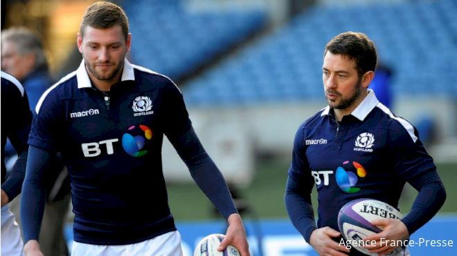 Laidlaw Calls It Time On International Rugby