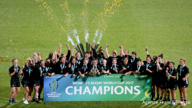 Rugby World Cup Titles Gender-Neutral From 2021