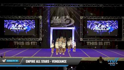 Empire All Stars - Vengeance [2021 L2 Junior - Medium Day 2] 2021 The U.S. Finals: Ocean City